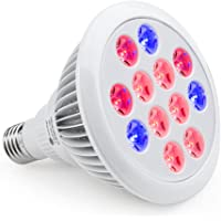 TaoTronics E27 LED Plant Grow light Bulb