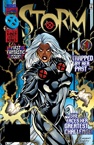 Storm (1996) #1 (of 4) (Comic Books Marvel Storm 1 compare prices)