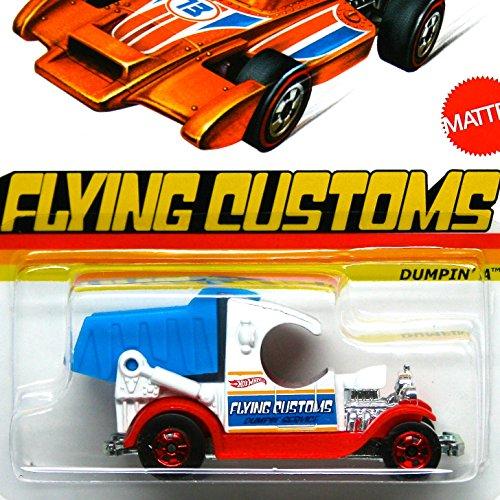 Hot Wheels 2013 Flying Customs Dumpin' A 1:64 Scale