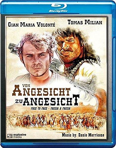 Von Angesicht zu Angesicht (Faccia a faccia) [Blu-ray & DVD] [Limited Edition]