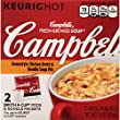 Campbell's Fresh-Brewed Homestyle Chicken Broth and Noodle Mix for K-Cups, 2 Count (Pack of 10)