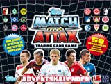 Topps UT01002 - Match Attax Adventskalender 2012