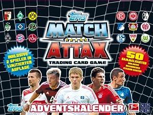 Topps UT01002 - Match Attax Adventskalender 2012