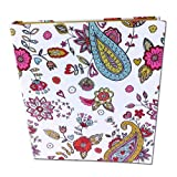 3 Ring bloom Fashion Binder 3-Ring Binder, 1 Inch Capacity, 8.5 x 11 Inches Hearts Design ~ bloom daily planners