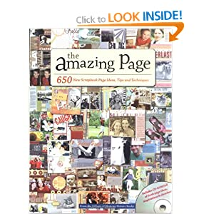 the amazing page memory makers