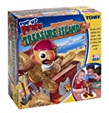 Tomy Pop Up Pirate Treasure Island