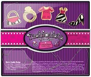 Fox Run 36014 Fashion Cookie Cutter Set
