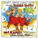 Das Kamel tanzt gern Cha Cha Cha