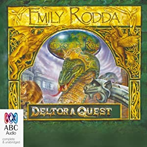 City of the Rats: Deltora Quest, Book 3 | [Emily Rodda]