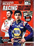 2014 Beckett Racing Collectibles Price Guide #25 - NASCAR Trading Cards / Die-Cast (Chase Elliot / Dale Earnhardt Jr. on Cover)