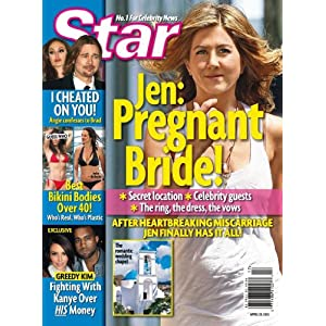 Star Magazine (1-year auto-renewal) [Print + Kindle]