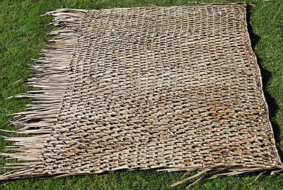 4'x 4' Mexican Thatch Panel