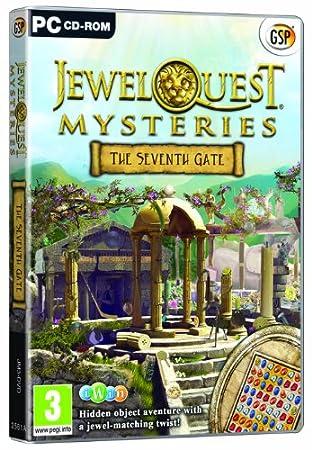 Jewel Quest Mysteries 3 (PC CD)