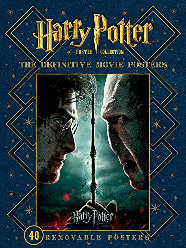 Harry Potter Definitive Movie Posters (Harry Potter Poster Collection)