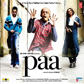 Paa (2009) Soundtrack OST MP3