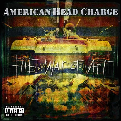 War of Art by American Head Charge