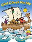 God Cares for Me Coloring Book (Coloring Books)