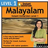 Instant Immersion Level 1 - Malayalam [Download]