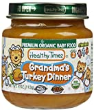 Healthy Times Grandma's Turkey Dinner - 4 oz - 12 pk