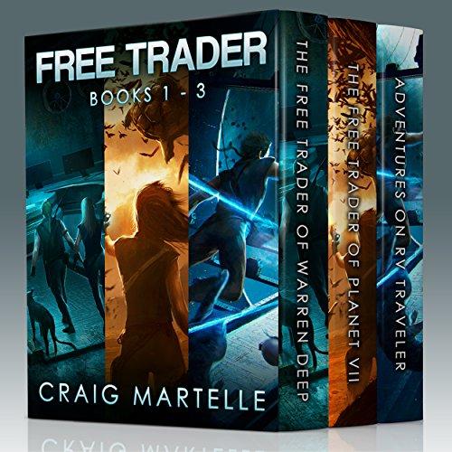 Free Trader Box Set: Books 1 - 3 (Free Trader compare prices)