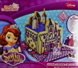 Sofia the First Sugar Cookie Castle Kit