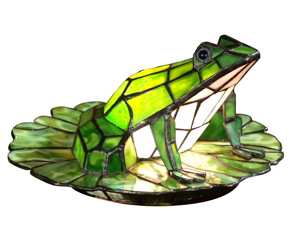 Frog Lily Pad Song Frog Lily Pad Accent Lamp