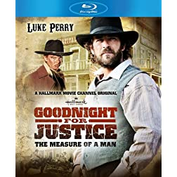 Goodnight for Justice: The Measure of a Man [Blu-ray]