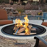 Sun-Joe-SJFP35-CS-STN-Fire-Joe-35-Charcoal-Gray-Cast-Stone-Fire-Pit