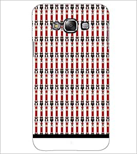 PrintDhaba Pattern D-1561 Back Case Cover for SAMSUNG GALAXY A7 (Multi-Coloured)