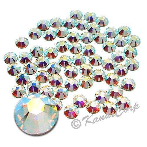 Swarovski - SS20 (5mm) Crystal AB - Flatback - 144 pcs. (1 Gross) (Non-HotFix) (Hotfix Swarovski Crystals Ss20 compare prices)