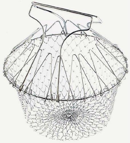Stainless Steamer Basket