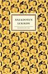 Anekdoten-Lexikon: Die sch�nsten Anek...