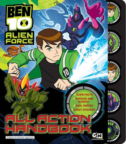 Ben 10 Alien Force: All Action Handbook
