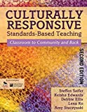 img - for Culturally Responsive Standards-Based Teaching: Classroom to Community and Back by Saifer, Steffen, Edwards, Keisha, Ellis, Debbie, Ko, Lena, S (2010) Paperback book / textbook / text book
