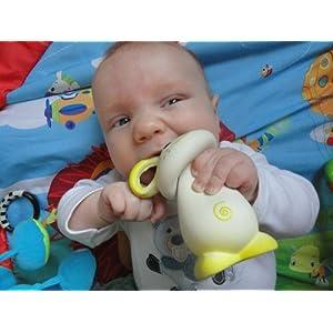 磨牙器海淘:Vulli 苏菲蘑菇头安抚宝宝磨牙器