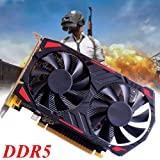 GeForce GTX750 Graphics Card 2G 128bit DDR5 Game Geforce (GTX 750 TI Gaming X 2G) (Color: Black)