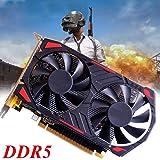 GeForce GTX750 Graphics Card 2G 128bit DDR5 Game Geforce (GTX 750 TI Gaming X 2G) (Color: Black)