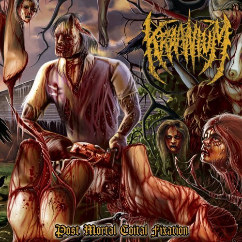 Post Mortal Coital Fixation by Kraanium (2013-05-28)