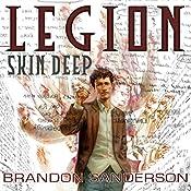 Legion: Skin Deep | [Brandon Sanderson]