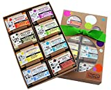 Biggs & Featherbelle Gift Set (Mini Bar Soap Sampler) 14 Ounce