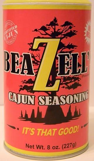 BeaZell's Cajun Seasoning (Original, 8 oz)