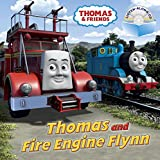 img - for Thomas and Fire Engine Flynn Book and CD (Thomas & Friends) (Pictureback(R)) book / textbook / text book