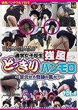 通学女子校生強風どっきりパンモロVol.4~足元から奇跡の風が!~(TDP-004) [DVD]