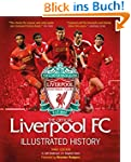 The Official Liverpool FC Illustrated...