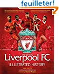 Liverpool Fc Official Illustrated His...