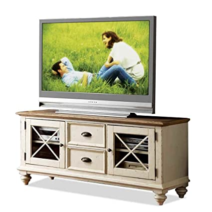 Coventry Two Tone 58 in. TV Console
