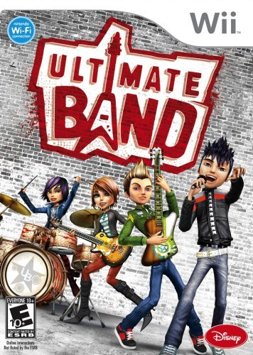 Ultimate Band - Nintendo Wii - 1