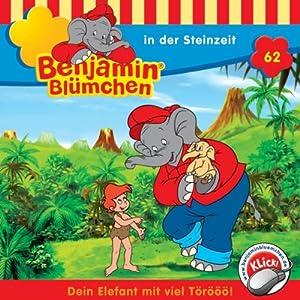 Benjamin in der Steinzeit (Benjamin Blümchen 62) Hörspiel