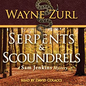 Serpents & Scoundrels Audiobook
