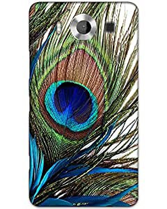 nokia lumia 950 Back Cover Designer Hard Case Printed Cover